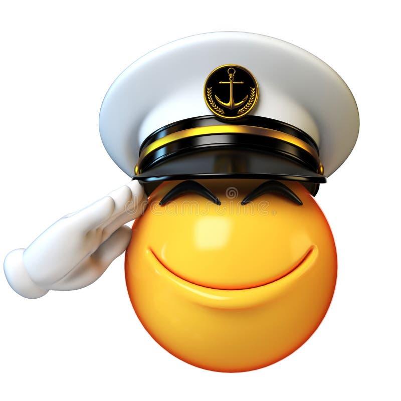 Smiley Der In Der Armee Begrüßt Vektor Abbildung Illustration Von Armee Begrüßt 105941628