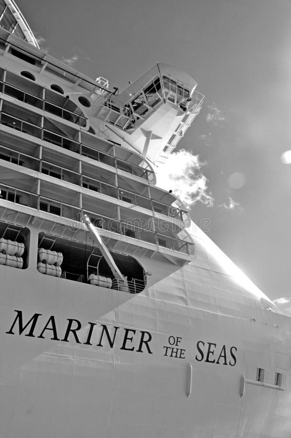 Mariner Of The Seas Cruise Ship Editorial Stock Image