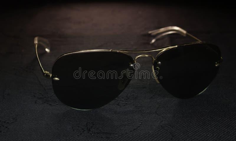 Marinesonnenbrille lizenzfreie stockfotos