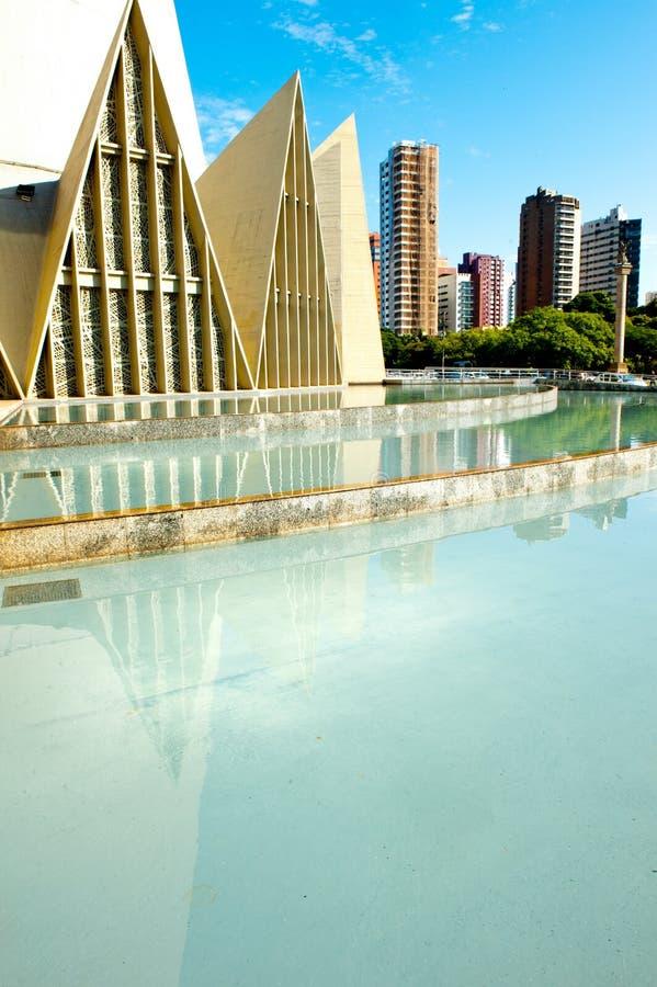 Maringa - Brazil royalty free stock photos