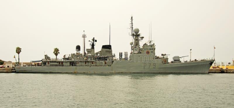 Marinha espanhola, Cartagena fotos de stock