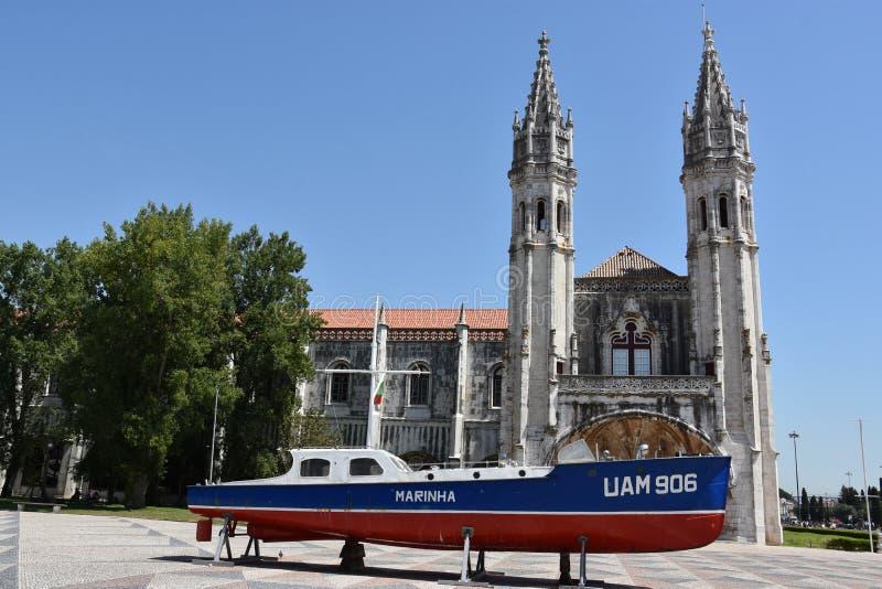 Download Marinmuseum & X28; Museu De Marinha& X29; I Lissabon Portugal Redaktionell Arkivbild - Bild av europa, form: 76700257
