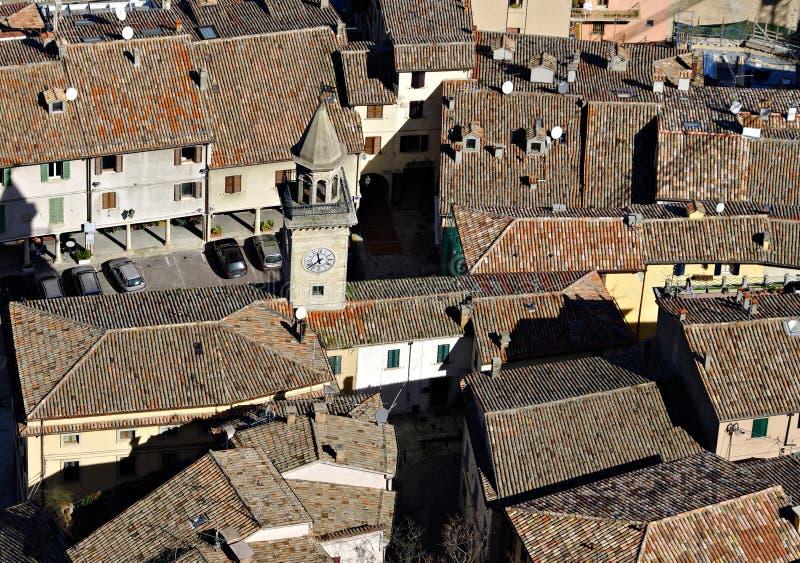 Download Marino San widok zdjęcie stock. Obraz złożonej z krajobraz - 13341132
