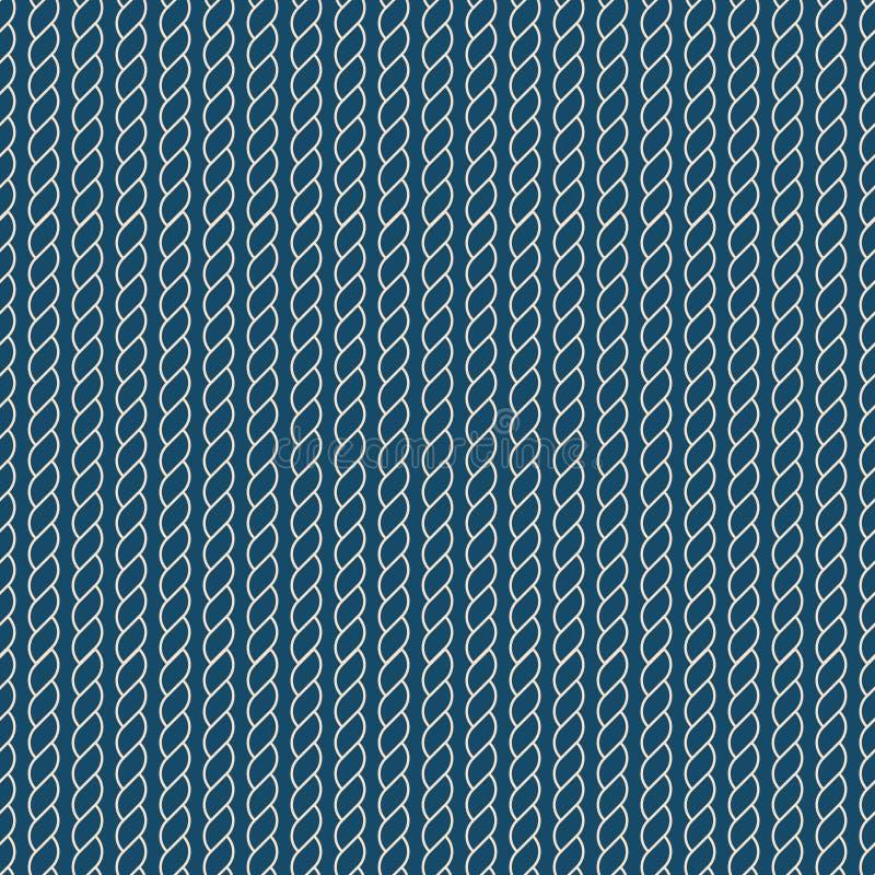 Marinrepmodell vektor illustrationer