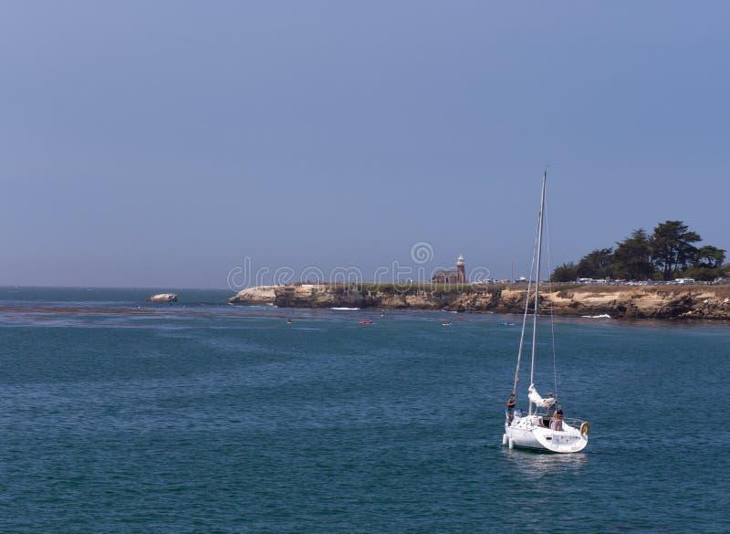 Marins de Santa Cruz images stock