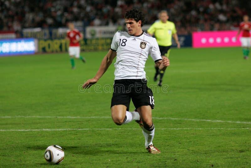 Mario Gomez photo libre de droits