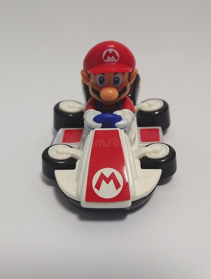 Mario Kart royalty free stock images