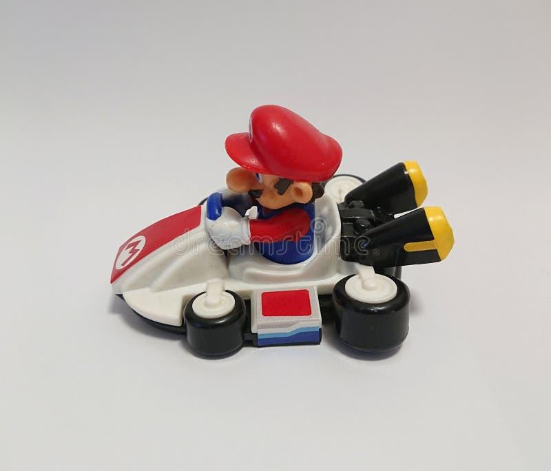 Mario Kart stock photo