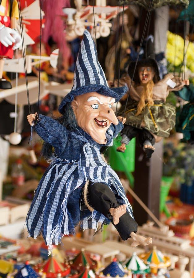 Marionet royalty-vrije stock foto