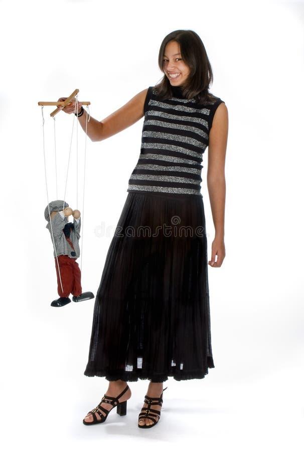 Marionet royalty-vrije stock foto's
