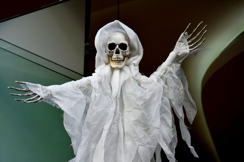 Marioneta de la secuencia del fantasma fotos de archivo