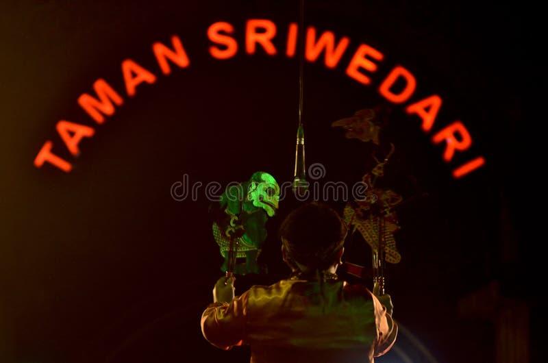 Marioneta de la sombra fotos de archivo libres de regalías