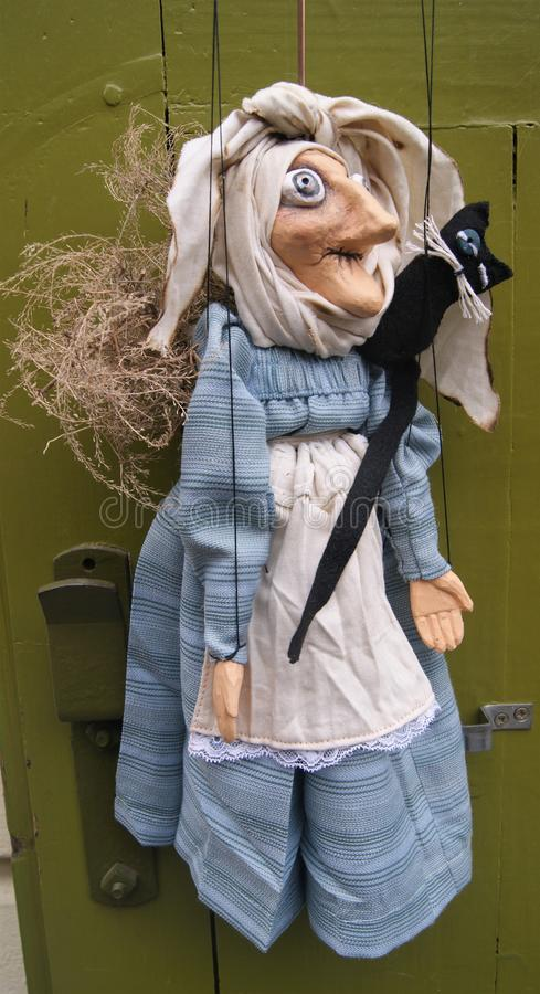 marionette стоковая фотография rf
