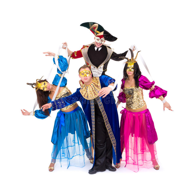 Marionetten stock afbeelding