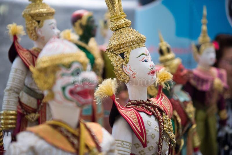 Marionetten-Theater lizenzfreie stockbilder