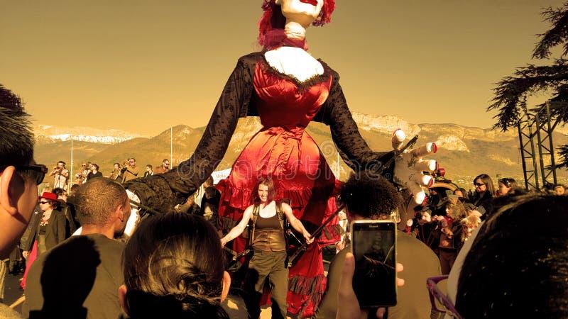 Marionnette royaltyfri bild