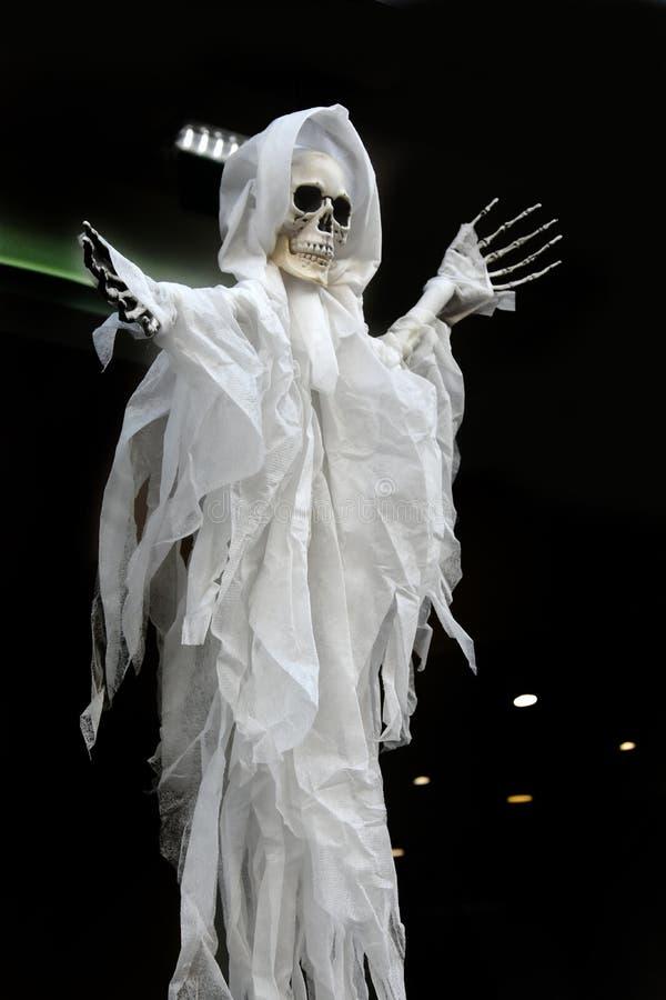Marionnette de ficelle de Ghost photographie stock
