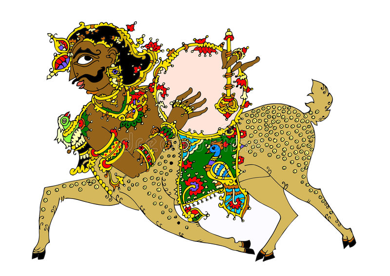 Download Marisan stock illustration. Illustration of deer, historical - 7400837