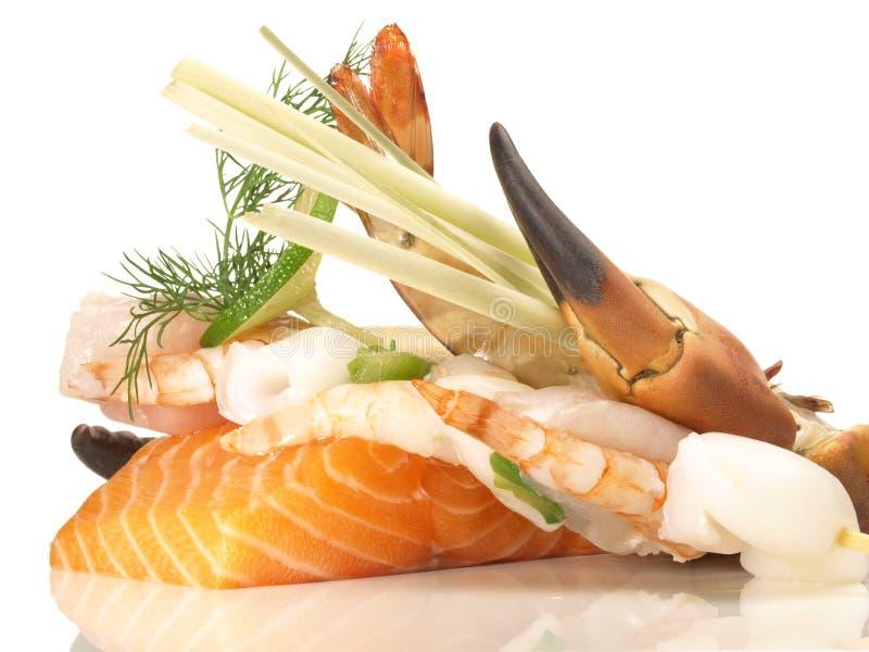 Marisco e peixes fotos de stock