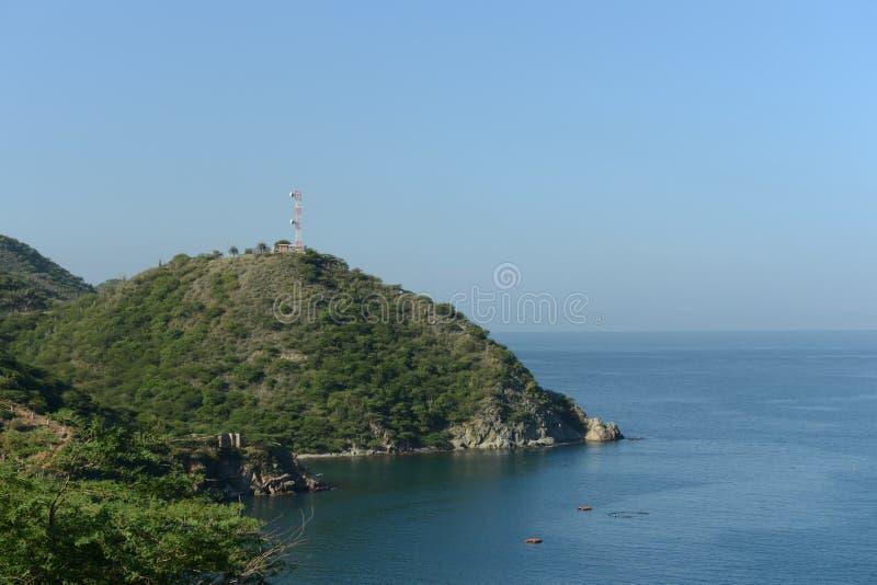 Download Maritime City Of Santa Marta. Stock Photo - Image: 33530168