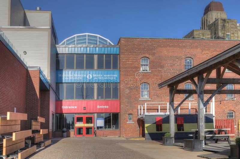 Maritime Museum of the Atlantic in Halifax, Nova Scotia, Canada royalty free stock photo
