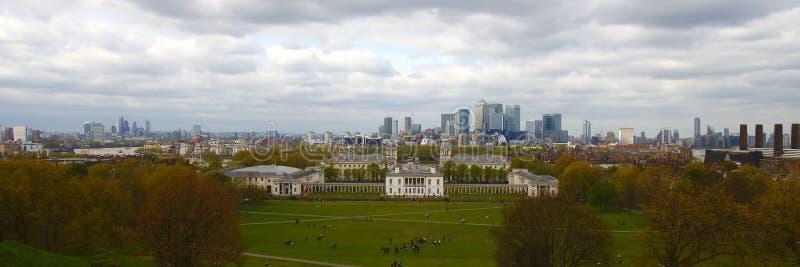 maritimer Greenwich park Londyn uk fotografia stock