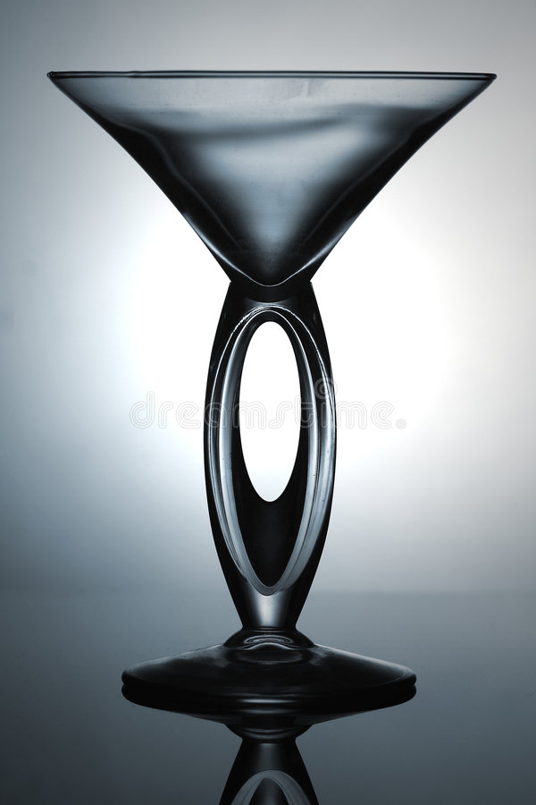 Maritni glass royalty free stock photo