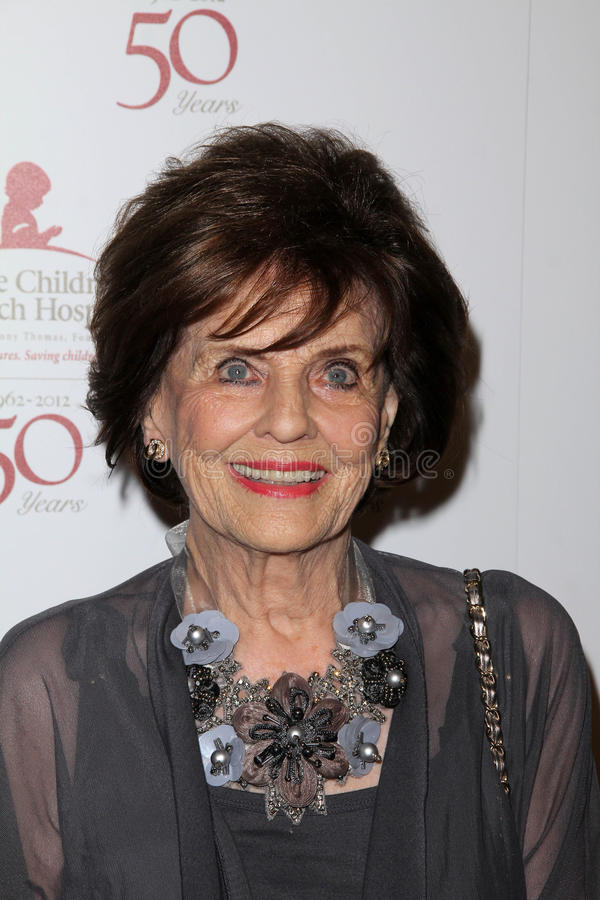 Download Marjorie Lord At The St. Jude Children's Research Hospital 50th Anniversary Gala, Beverly Hilton, Beverly Hills, CA 01-07-12 Editorial Stock Image - Image: 23273399