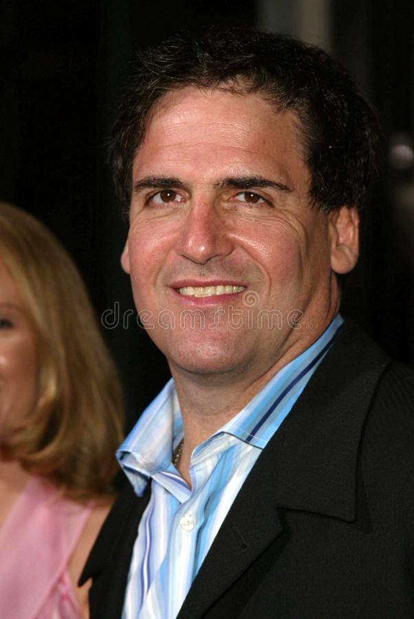 Mark Cuban obrazy stock