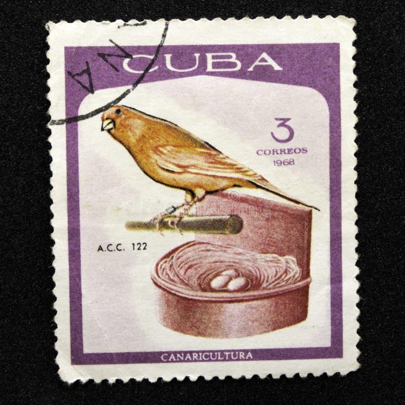Mark do cargo cubano fotos de stock royalty free