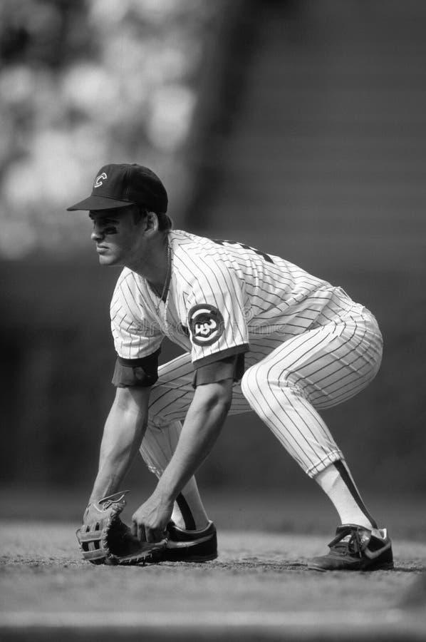Mark Grace Chicago Cubs imagen de archivo
