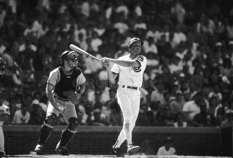 Mark Grace Chicago Cubs fotos de archivo