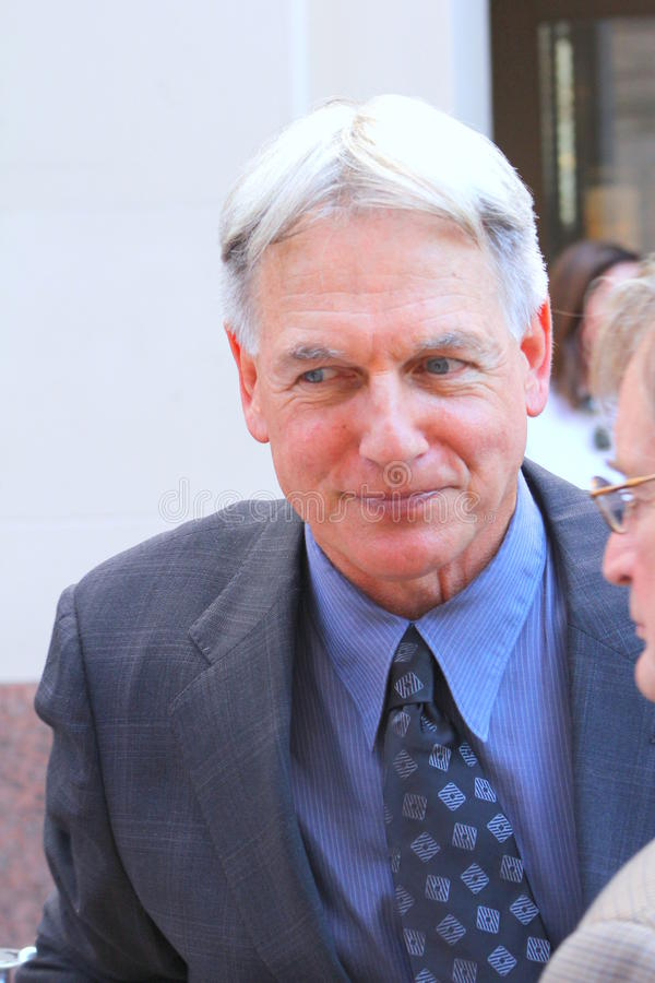 Download Mark Harmon editorial image. Image of mark, sweet, doctor - 26914270