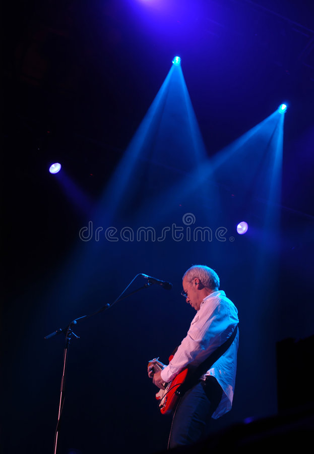 Download Mark Knopfler - Dire Straits Editorial Stock Photo - Image: 4937028