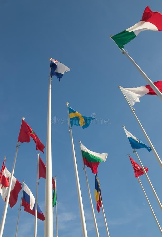 mark międzynarodowym zdjęcie royalty free