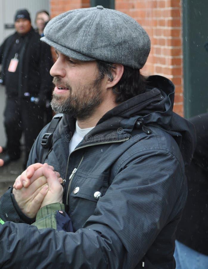 Mark Ruffalo chez Sundance 2010 images stock