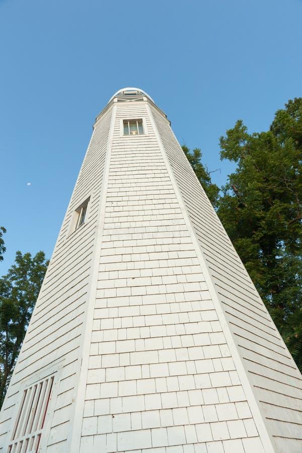 Mark Twain Memorial Lighthouse Hannibal Missouri EUA imagens de stock royalty free