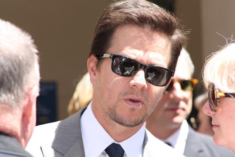 Mark Wahlberg royalty free stock photo