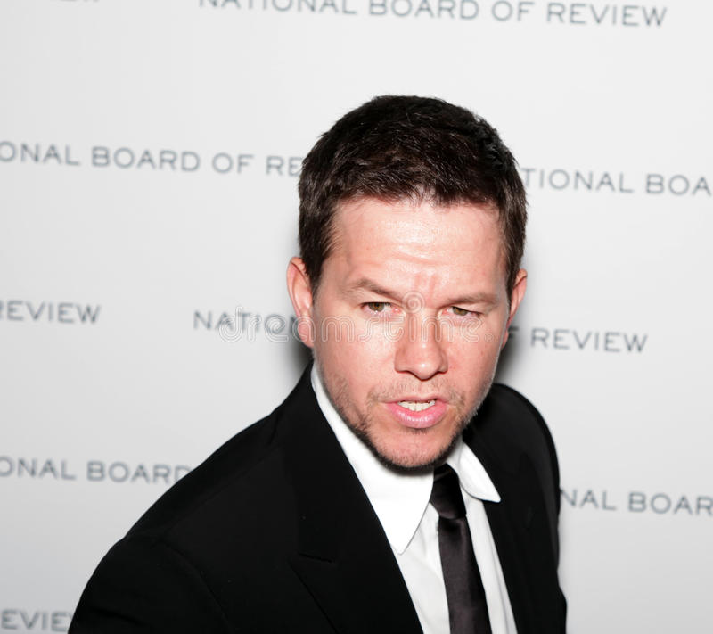 Mark Wahlberg photographie stock libre de droits