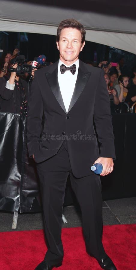 Mark Wahlberg royalty free stock image