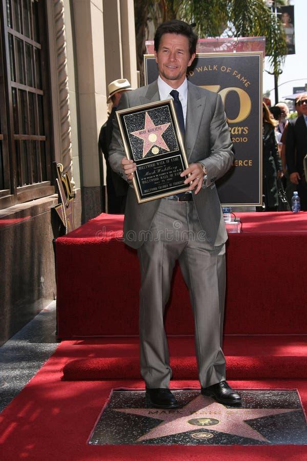 Mark Wahlberg стоковая фотография