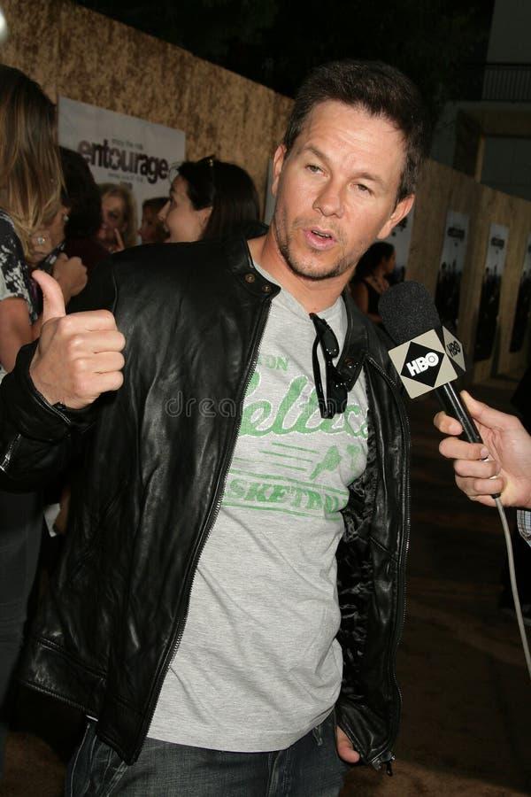 Mark Wahlberg photo stock