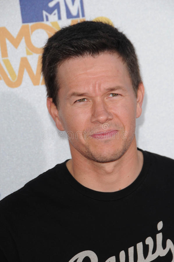 Mark Wahlberg royalty free stock images