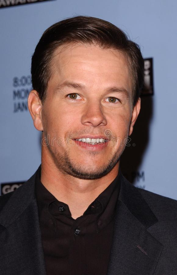 Mark Wahlberg imagens de stock