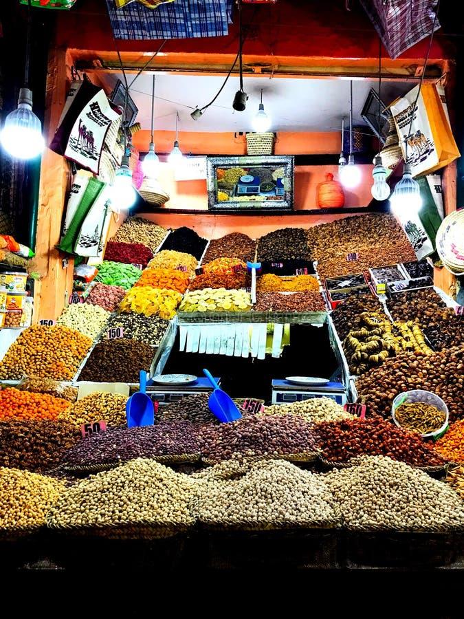 Medina Marrakech stock photo