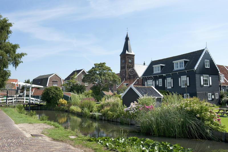Download Marken stock photo. Image of fishing, village, netherlands - 15782726