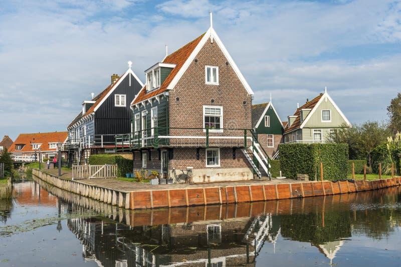 Marken, holandie obraz royalty free