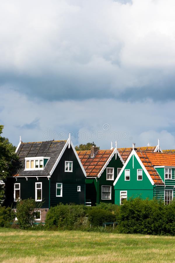 Marken - Holland Stock Photo