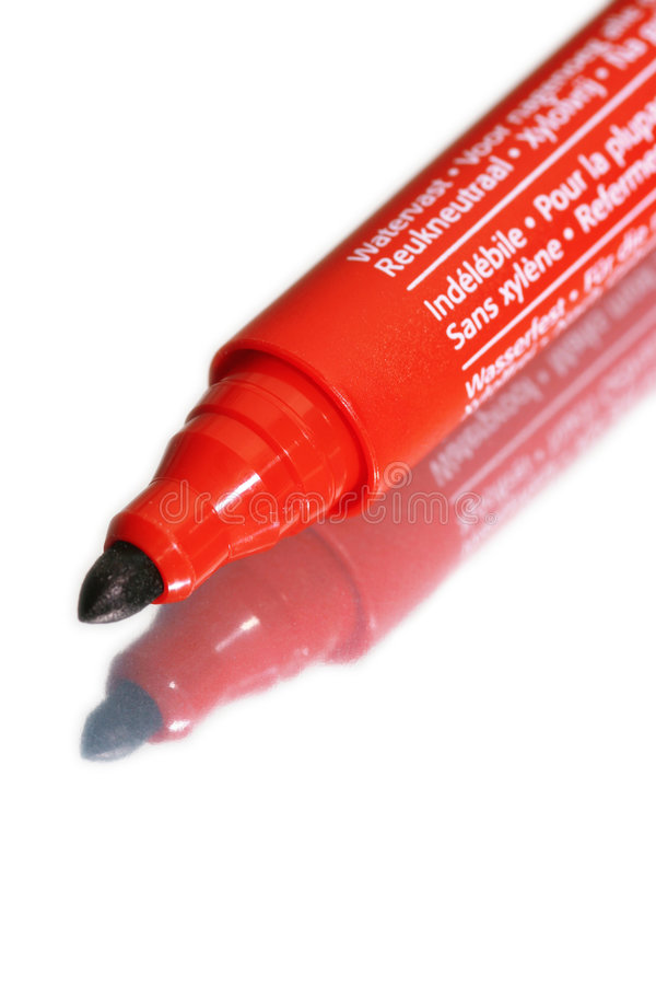 Download Marker Stock Photo - Image: 524630