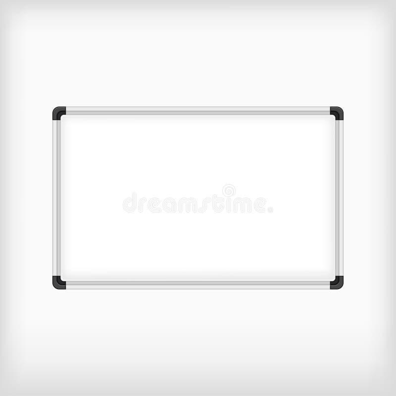Marker Board. Vector eps10 illustration royalty free illustration